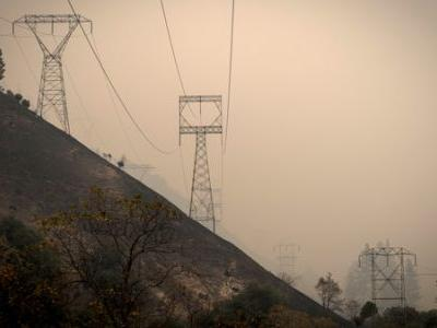 PG&E Plans To File For Bankruptcy Over Possible Liability In California Wildfires
