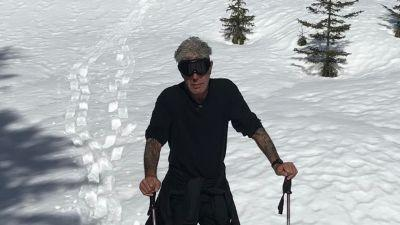 Will Anthony Bourdain Ever Forgive Eric Ripert for Taking Him Snowshoeing?