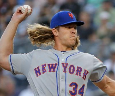 Noah Syndergaard to DL with hand, foot and mouth disease