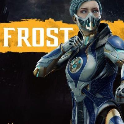 The final reveal trailer before the launch of MK11 goes to Frost