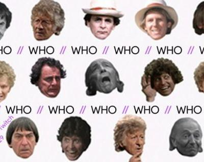 Doctor Who old series episodes streaming on Twitch