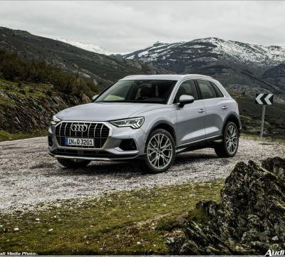 Five stars for the Audi Q3 in Euro NCAP test