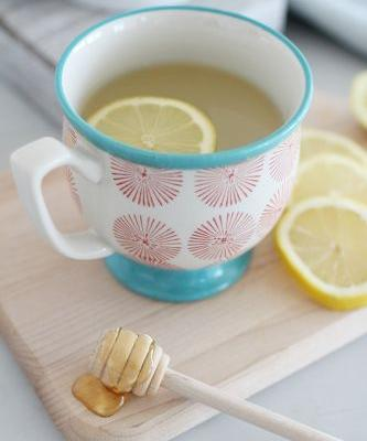 Honey Lemon Natural Cold Remedy