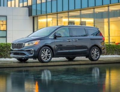 Don't Forget Me: 2019 Kia Sedona Receives a Mid-Cycle Refresh