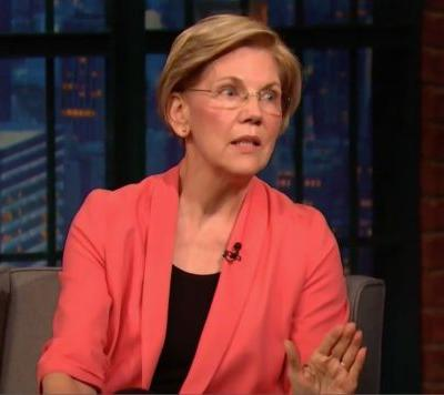 Elizabeth Warren Rips Trump For Making 'Creepy Physical Threats': 'May Soothe His Ego - But it Won't Work'
