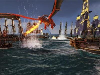 Pirate MMO ATLAS Delayed a Week on Steam Early Access