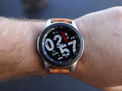 Review: The Samsung Galaxy Watch is the Android smartwatch king of the hill - for now