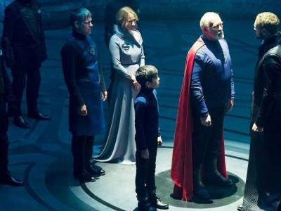 Krypton Gets a March 21 Premiere Date & New House of El Image