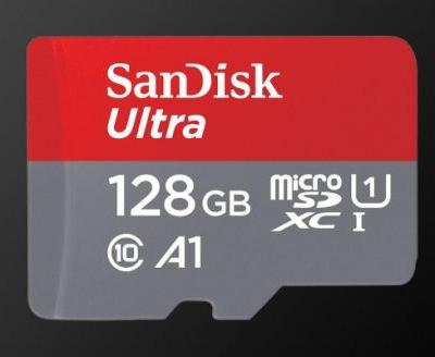Surprise sale: SanDisk Ultra 128GB microSD cards are back under $19