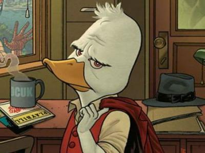 "Kevin Smith Continues to Hype the 'Howard the Duck' Animated Series, Jokes That He's ""Not Talented Enough"" For the Avengers"