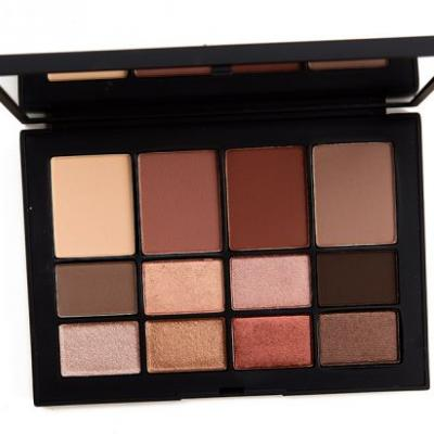 NARS Skin Deep Eyeshadow Palette Review & Swatches