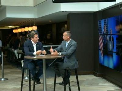 Eric Bolling Returns With New CRTV Show - Airing From a Washington, DC Bar