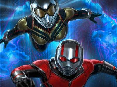 Ant-Man & The Wasp Is One Minute Longer Than The First Movie