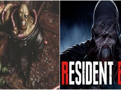 Every Revealed Resident Evil 3 Remake Character Design Compared to the Original