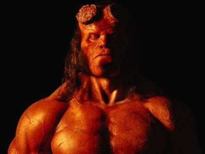 New Hellboy Poster Gives Us An Even More Badass Look At David Harbour