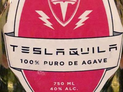 Elon Musk's 'Teslaquila' Is 'Coming Soon'