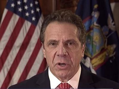 Andrew Cuomo Fires Back after Trump's Twitter Attack: I'll 'Fight You All Day. Bring it On'