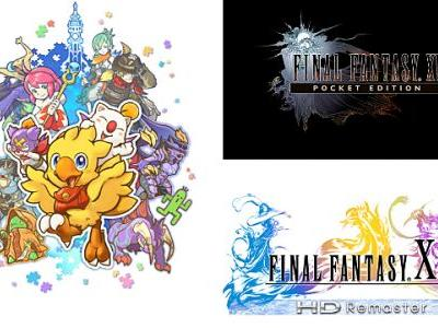 Classic Final Fantasy Titles to Hit Modern Consoles by Next Year