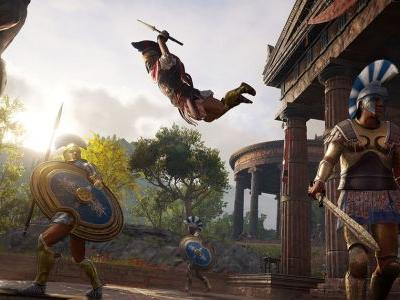 Assassin's Creed Odyssey's New Exploration Mode Removes Map Markers