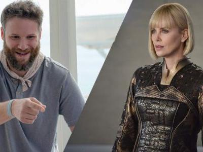 The Seth Rogen/Charlize Theron Comedy 'Flarsky' Has a New Title