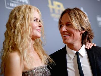 Nicole Kidman Shows Husband Keith Urban Support After His Big Win At The 2018 CMAs
