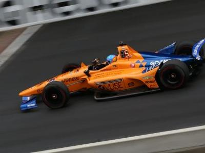 Fernando Alonso Has Dramatically Failed To Qualify For The 2019 Indy 500