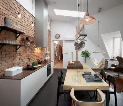 Loft in a Historic Tenement / CUNS