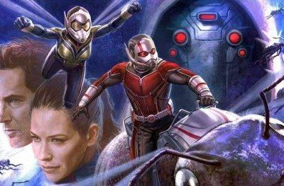 Avengers 4 Title to Be Revealed at End of Ant-Man 2?A new rumor