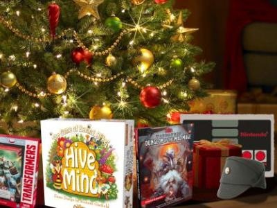 Jason's Gloriously Geeky Guide for Post-Xmas Gifts for Yourself