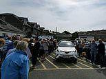 Villagers campaign to save local surgery which will close if retiring GP cannot be replaced