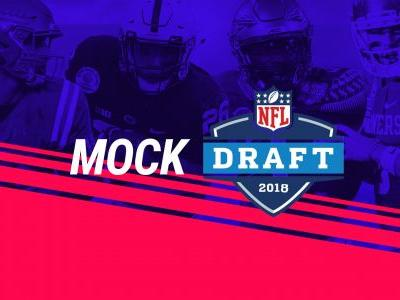 NFL Mock Draft 2018: Bills jump Jets for preferred QB; Broncos settle