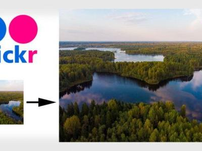 Flickr Triples Display Size of Pro Photos to 6K