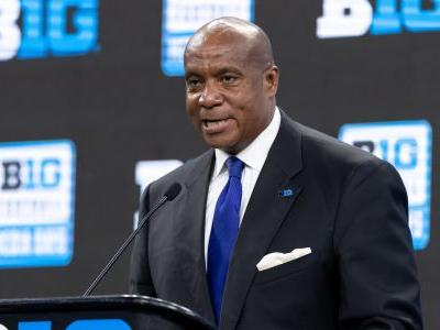 Big Ten, with lack of options, right to avoid expansion talk for now