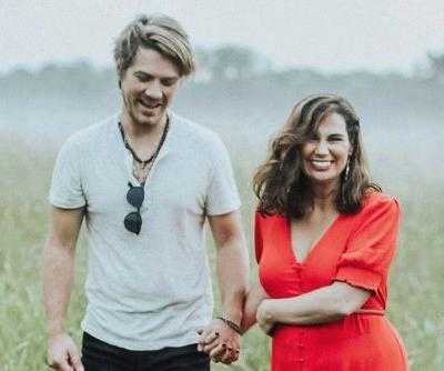 Taylor Hanson's wife Natalie is pregnant with baby No. 7