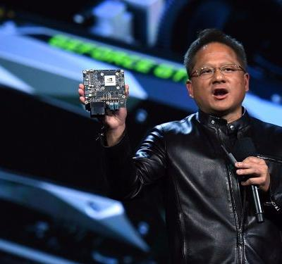 Here comes Nvidia