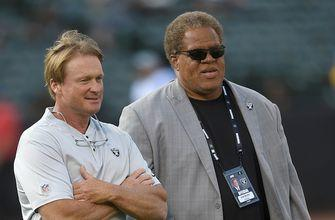 Colin Cowherd weighs in on the Raiders reportedly firing GM Reggie McKenzie