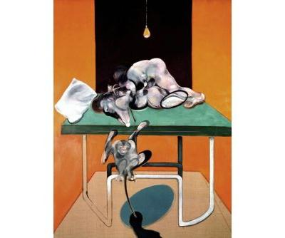 Francis Bacon's Disturbing Double-Figure Paintings Are the Focus of a New Gagosian Show