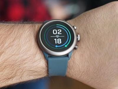 Fossil Sport Review: The best Wear OS watch for most people