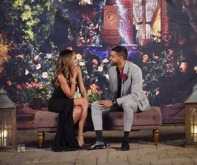 The Tweets About Tayshia & Ivan's Talk About Race On 'The Bachelorette' Are So Important