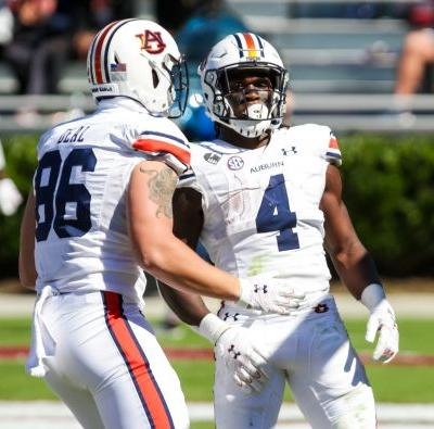 Opinion: No. 13 Auburn left frustrated as South Carolina gets first SEC win against Tigers