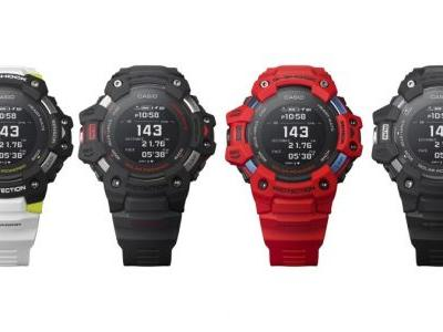 Casio's new G-Shock watch comes with a heart rate monitor and smarts to rival Garmin