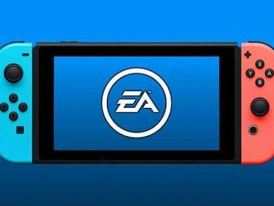 "EA ""foresees"" more of their games on Switch in the future, contemplating EA Play service for the platform"