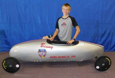 Good News - July 10: Clinton racer wins local Soap Box Derby; Akron elementary school student newspaper raises $900 for Akron Children's Hospital