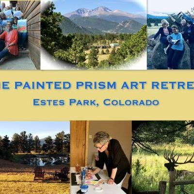 2019 ART RETREAT in Estes Park - Registration is now open
