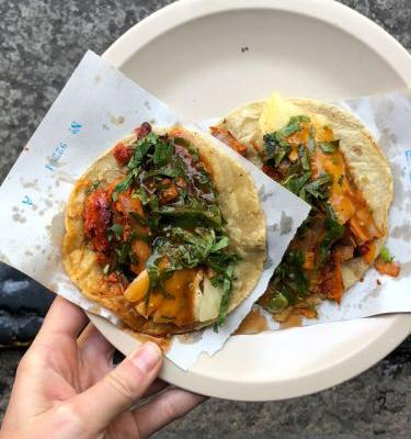 A Healthy Hedonist's Guide to Mexico City