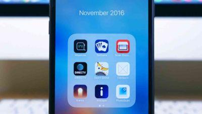 Top 10 iOS Apps of November 2016!