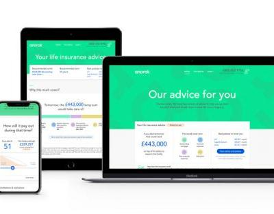 Anorak raises £5M Series A for its life insurance advice platform