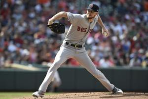 Sale fans 10 to help resurgent Red Sox beat Orioles 7-2