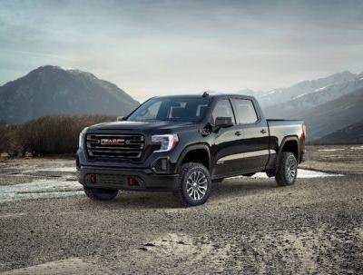 New: Off-Road GMC Sierra AT4