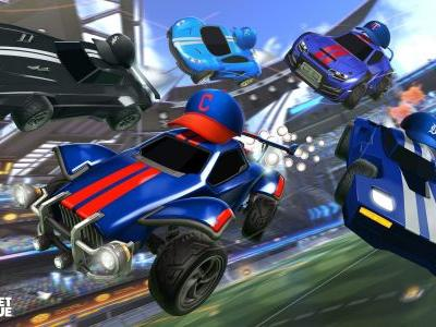 Rocket League mixes baseball with soccer thanks to some MLB DLC